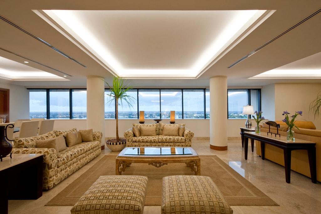 Lounge at Hyatt Regency Merida, Merida, YU, Mexico