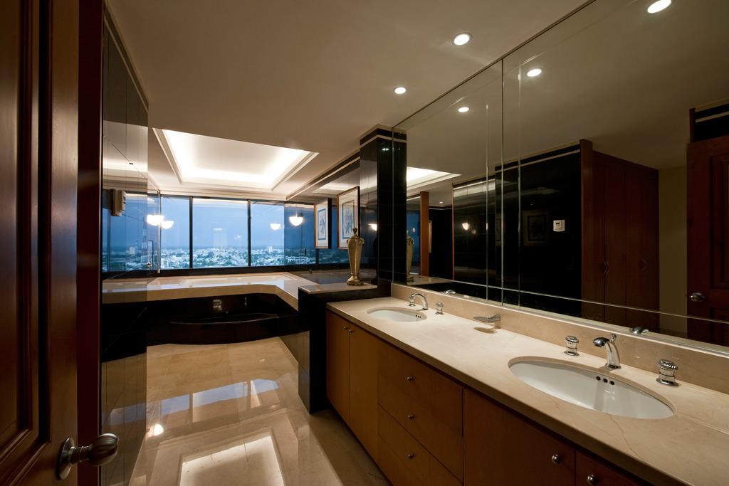 Suite Bath at Hyatt Regency Merida, Merida, YU, Mexico