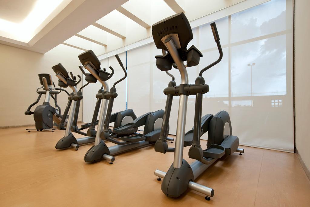 Gym at Hyatt Regency Merida, Merida, YU, Mexico
