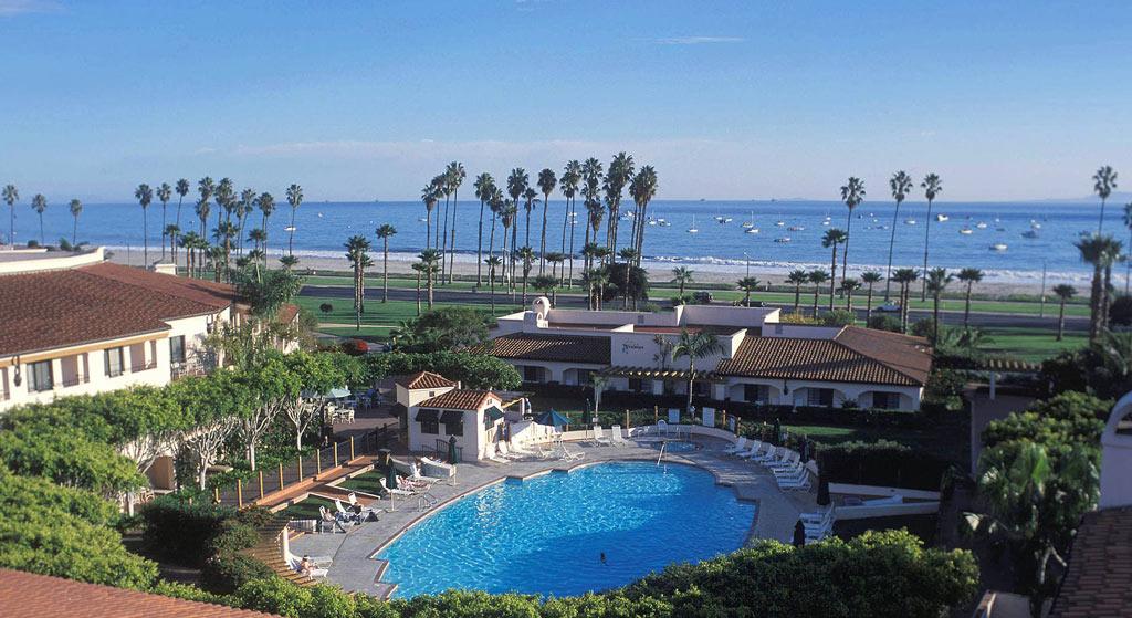 Fess Parkers Doubletree Resort, Santa Barbara, CA