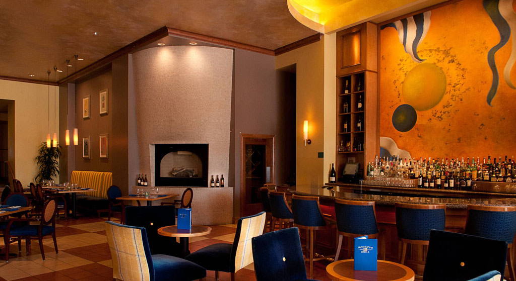 Rodney's Grill and Bar at Fess Parkers Doubletree Resort, Santa Barbara, CA