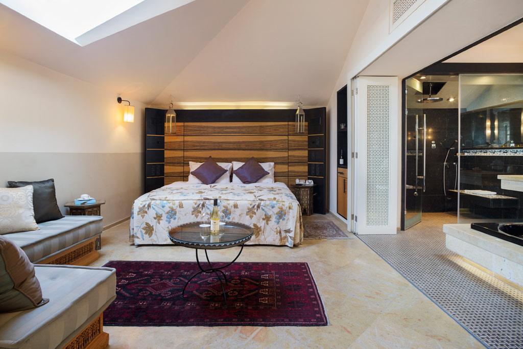 Loft Suite at American Colony Hotel, Jerusalem, Israel
