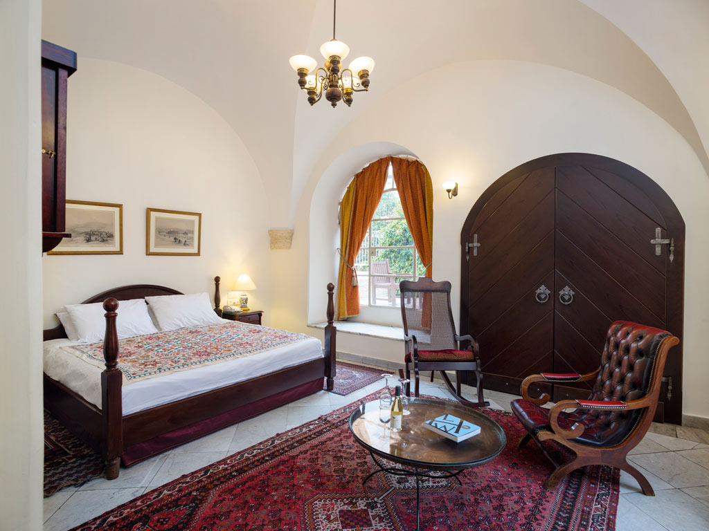 Guest Suite at American Colony Hotel, Jerusalem, Israel