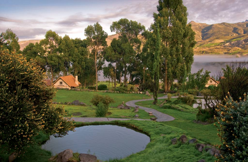 Cottages at Belmond Las Casitas, Arequipa, Peru