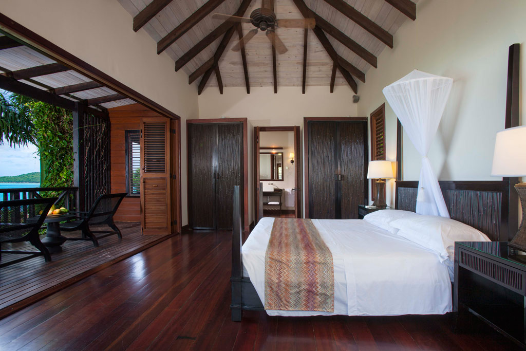 Pool Suite at Hermitage Bay, Antigua & Barbuda