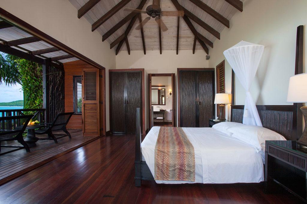Pool Suite at Hermitage Bay, Antigua & Barbuda