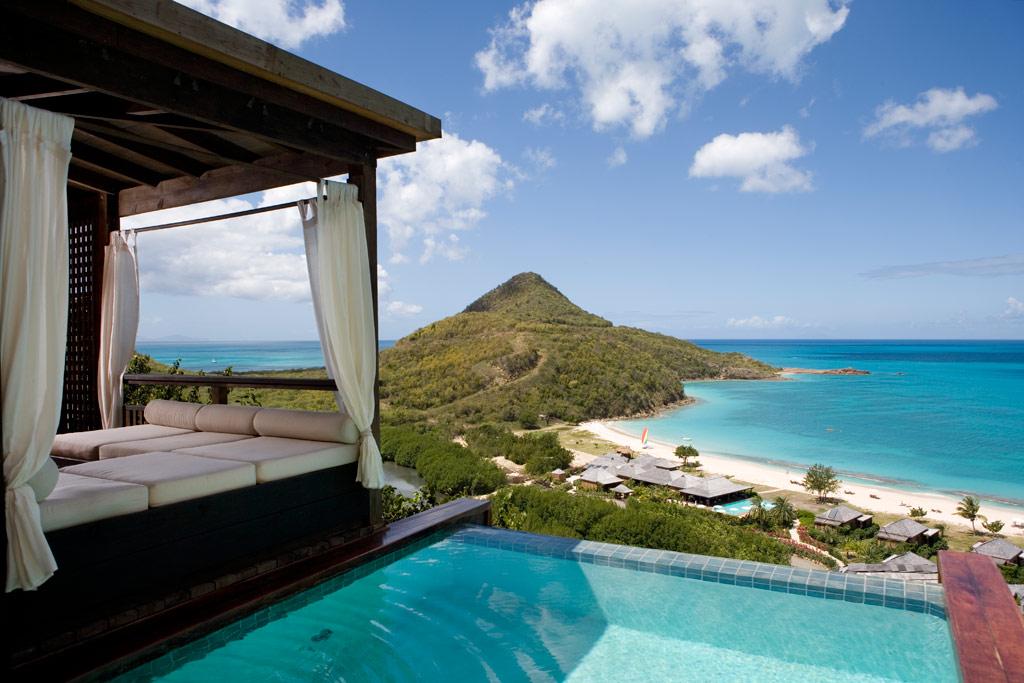 Pool Suite at Hermitage Bay