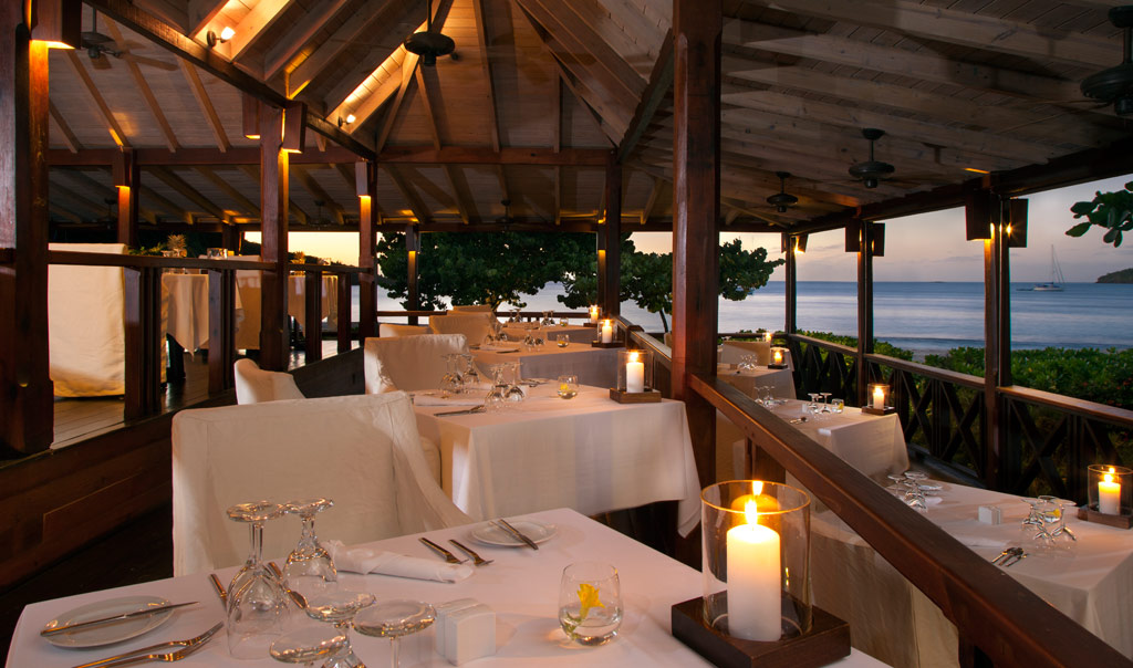 Hermitage Bay Restaurant