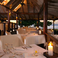 Dine at Hermitage Bay, Antigua & Barbuda