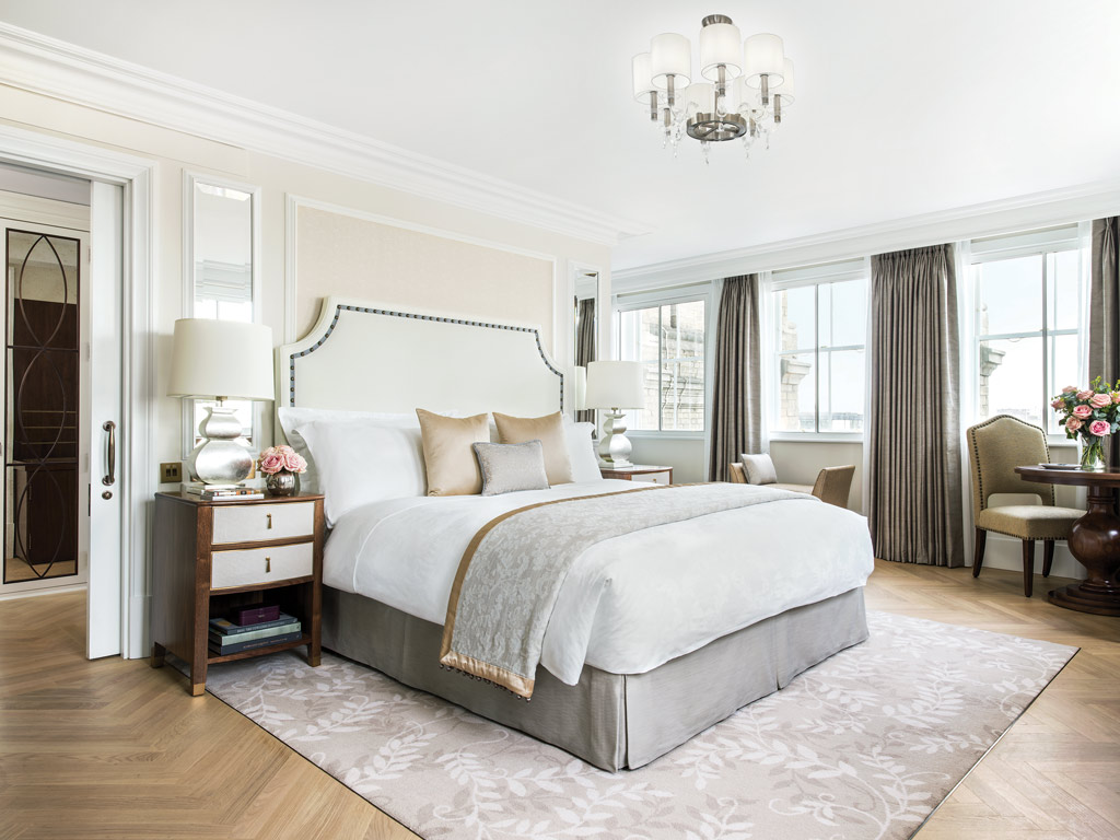 Executive Guest Room at The Langham London, United Kingdom