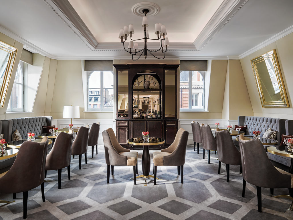 Drawing Room of The Langham London, United Kingdom