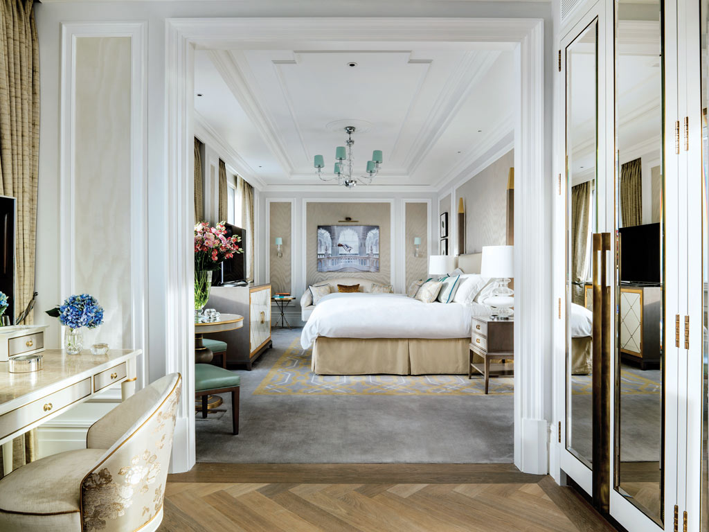 Sterling Suite at The Langham London
