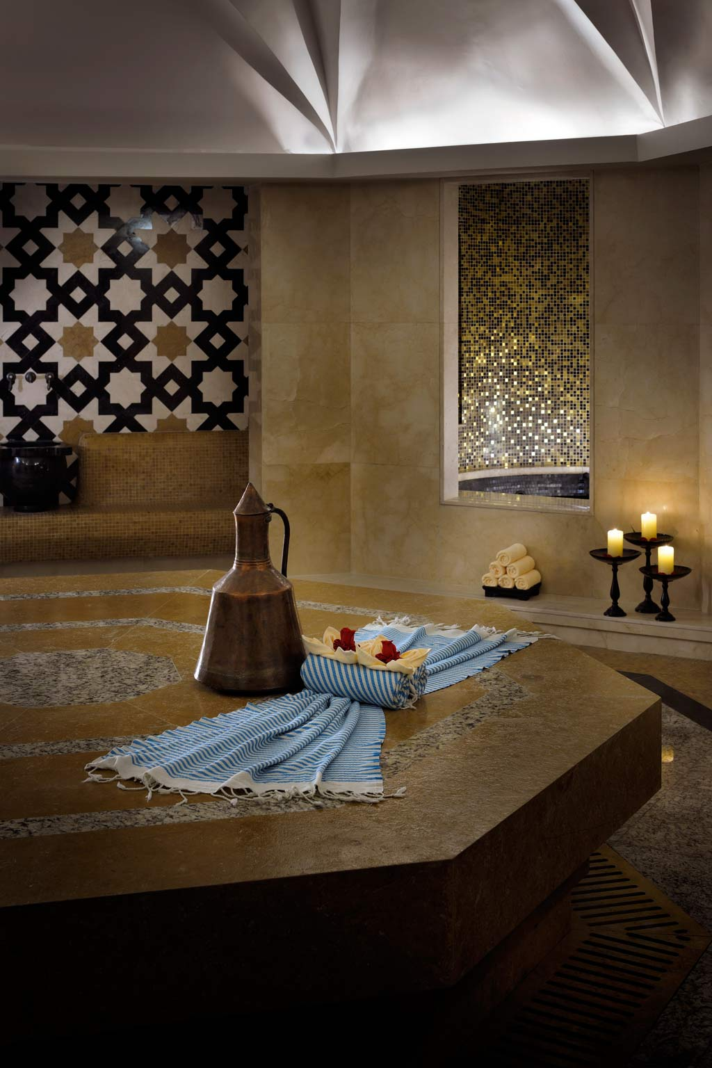Hamman Treatment Suite at Qasr Al Sarab Desert Resort by Anantara, United Arab Emirates