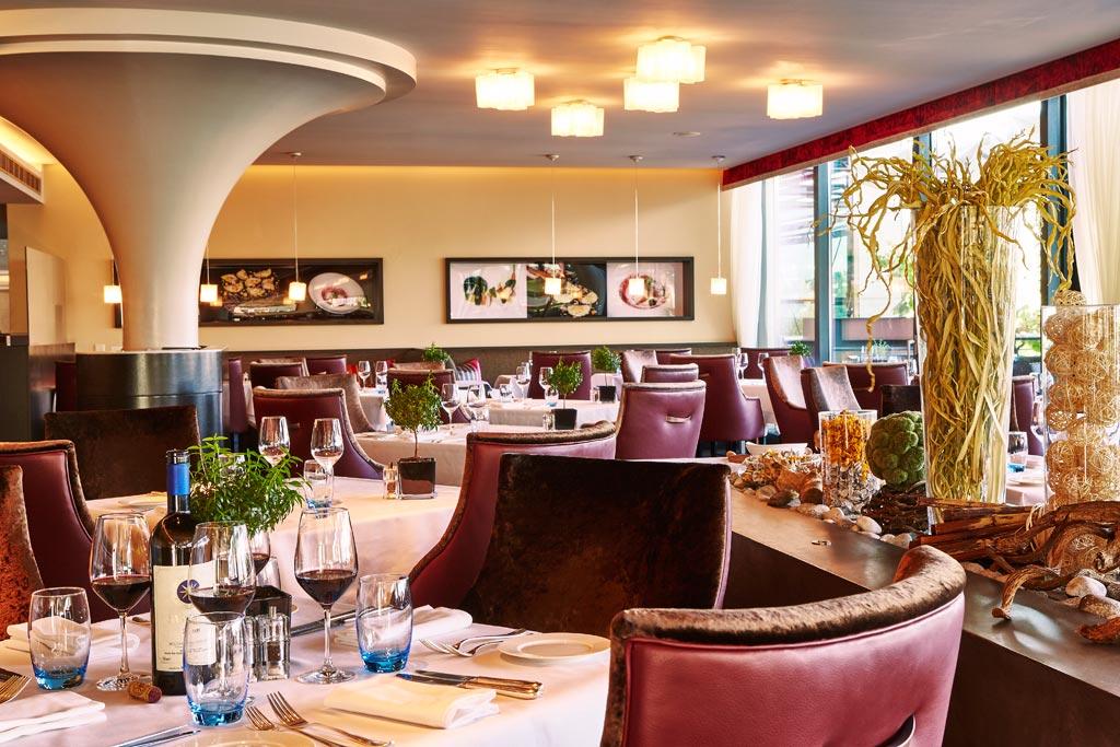Dine at Grand Hotel Kempinski Geneva, Switzerland