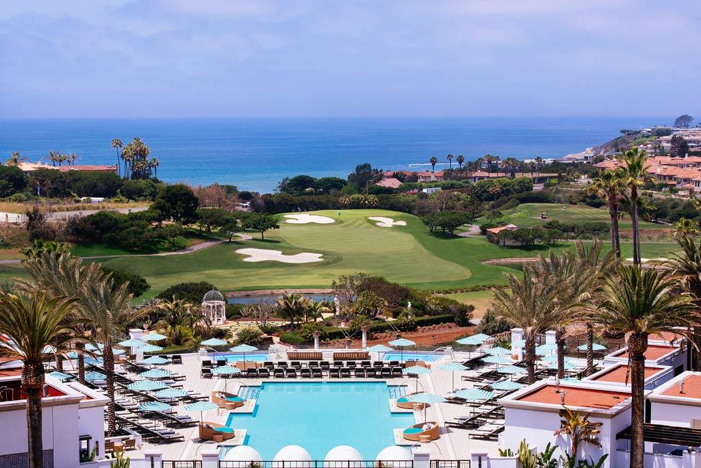 Monarch Beach Resort, Dana Point, CA