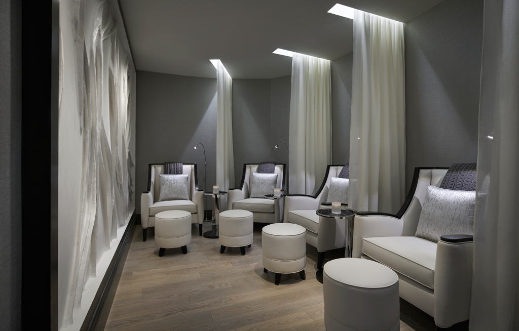 Spa at Ritz Carlton Washington DC