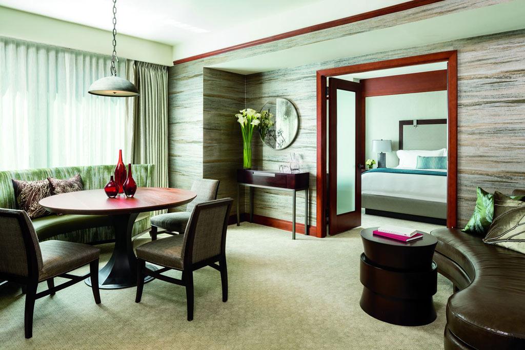 Suite Living at Ritz Carlton Washington DC