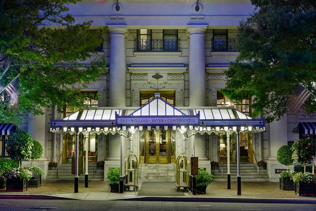 The Willard InterContinental, Washington, DC