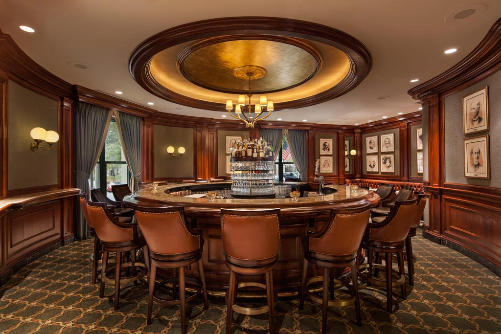 Round Robin Bar at The Willard InterContinental, Washington, DC