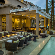 Patio Lounge at Hyatt Regency Indian Wells, Indian Wells , California