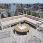 Rooftop Lounge at Hotel 50 Bowery, New York, USA