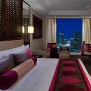 Luxury City View Room at Taj Dubai, United Arab Emirates