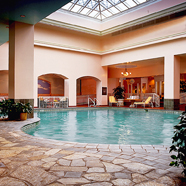 Indoor Pool at The Broadmoor, Colorado Springs, CO