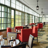 Dine at The Algonquin Hotel, St Andrews, NB, Canada