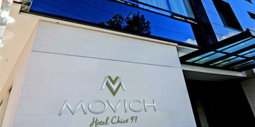 Movich Hotel Chico 97