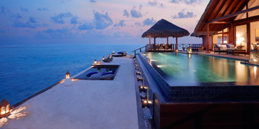 Villa at Taj Exotica Resort and Spa, Male, Maldives