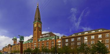 Scandic Palace Hotel, Copenhagen, Denmark