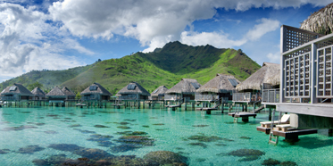 Hilton Moorea Lagoon Resort & Spa, Papetoai, French Polynesia