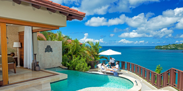 5d792426553 Millionaire Suite at Sandals Regency La Toc