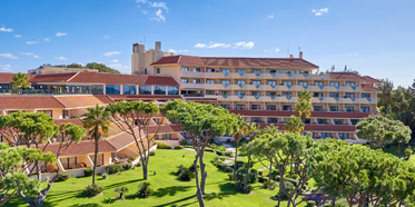 Hotel Quinta Do Lago, Algarve, Portugal