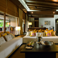 Grand Ocean Villa at Wanakarn Beach Resort and Spa, Thaimuang Beach, Phang nga, Thailand