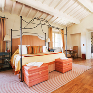Guest Room at Rosewood Castiglion del Bosco, Montalcino, Italy