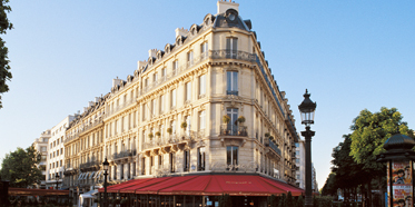 Hotel Fouquet's Barriere, Paris, France