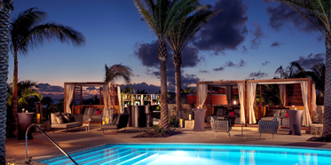 Oasis Pool at Kimpton Seafire Resort & Spa, Cayman Islands