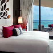 Guest Room at Kimpton Seafire Resort & Spa, Cayman Islands