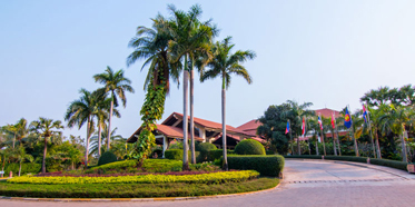 Angkor Palace Resort and Spa, Siem Reap, Cambodia