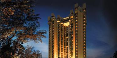 Shangri-La's Eros Hotel, New Delhi, India