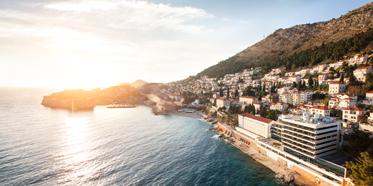 Hotel Excelsior Dubrovnik, Croatia