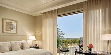 Presidential Suite at Palazzo Parigi Hotel & Grand Spa, Milan, Italy