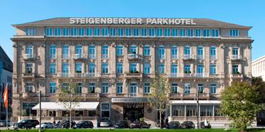 Steigenberger Parkhotel Dusseldorf, Dusseldorf, NRW, Germany