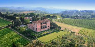Villa Mangiacane, Florence, Italy
