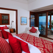 Sogno Guest Room at Canouan Estate, West Indies, Saint Vincent and The Grenadines