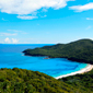 Mahault Beach at Canouan Estate, West Indies, Saint Vincent and The Grenadines