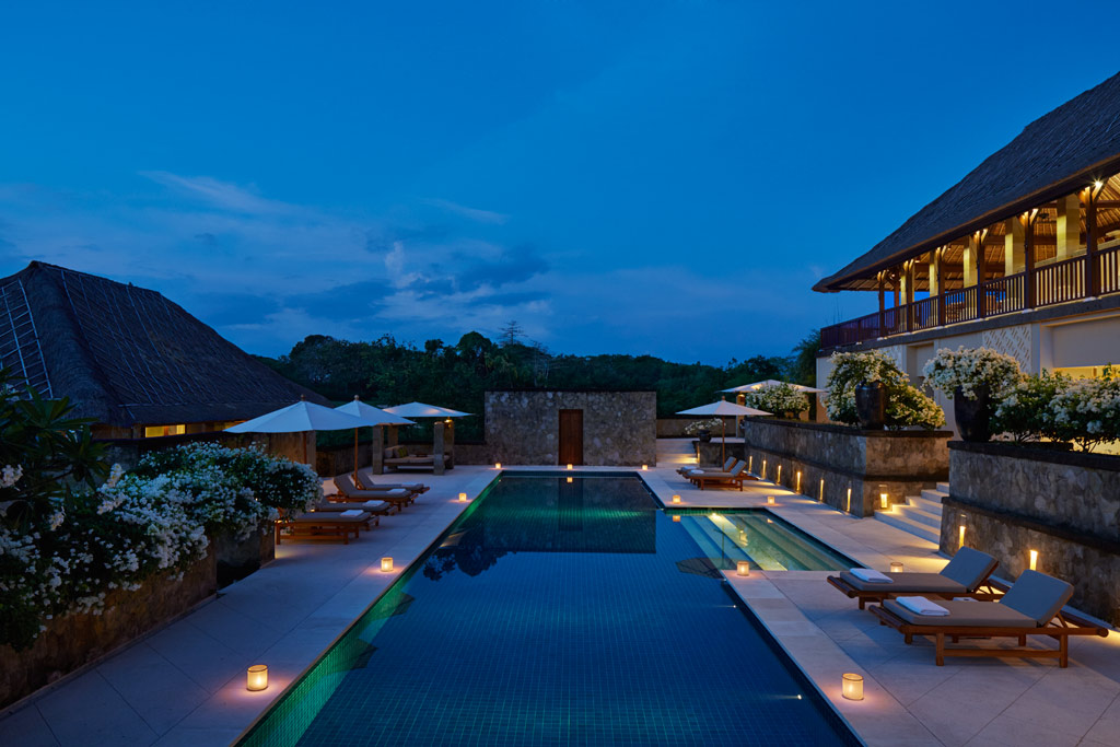 Aman Villas At Nusa Dua Bali Five Star Alliance