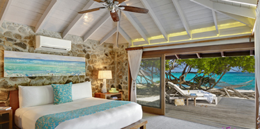 Guest Room at Petit St. Vincent, St. Vincent, St. Vincent and The Grenadines, Saint Vincent and The Grenadines