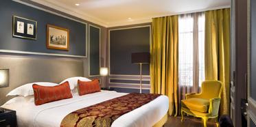 Hotel La Belle Juliette Paris